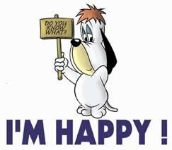Droopy, personnage emblématique de Tex Avery