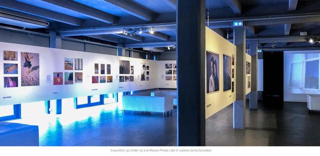Espace d'exposition ©Les Transphotographiques