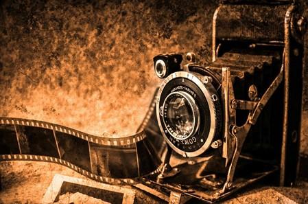Appareil photo ancien - photo Pixabay