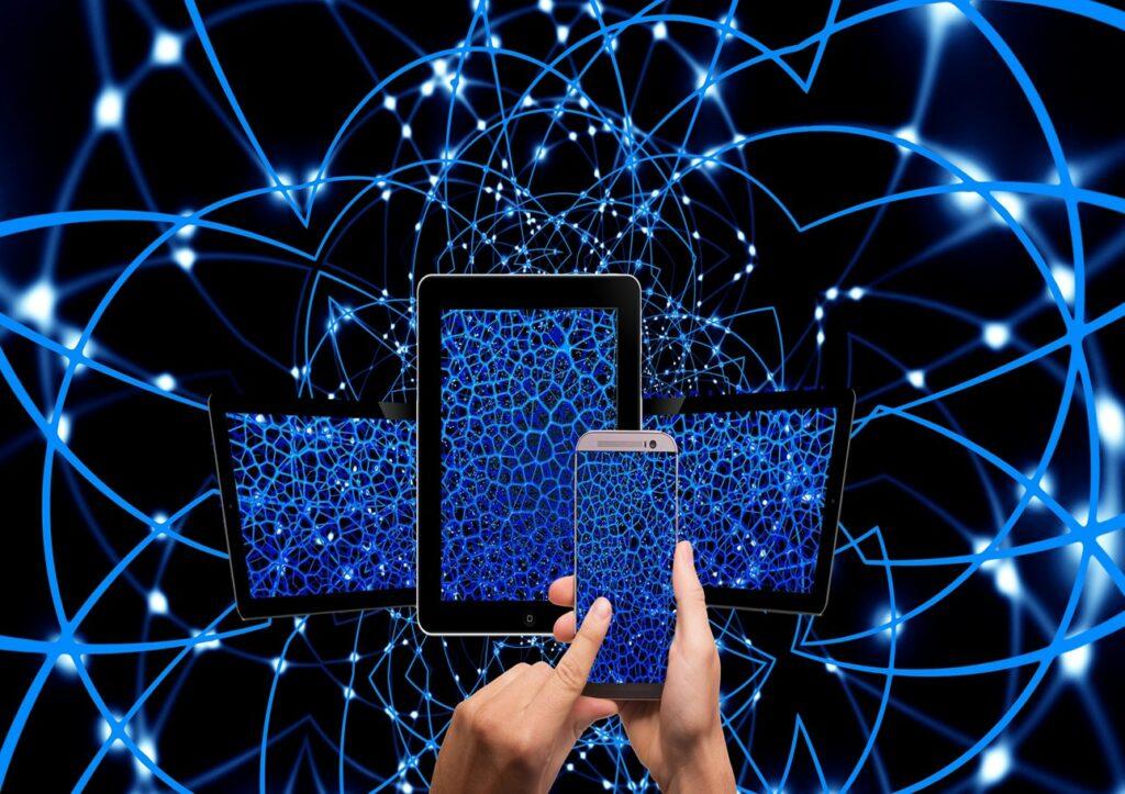 Illustration des données numériques - photo Pixabay