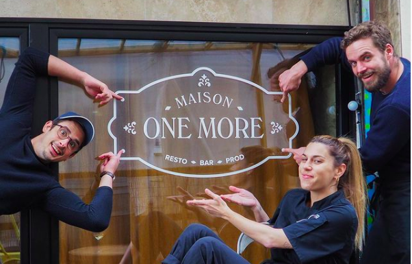 La Maison One More ou l'art de combiner humour et gastronomie
