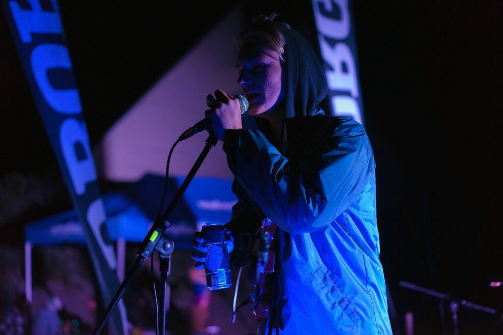 Concert en festival