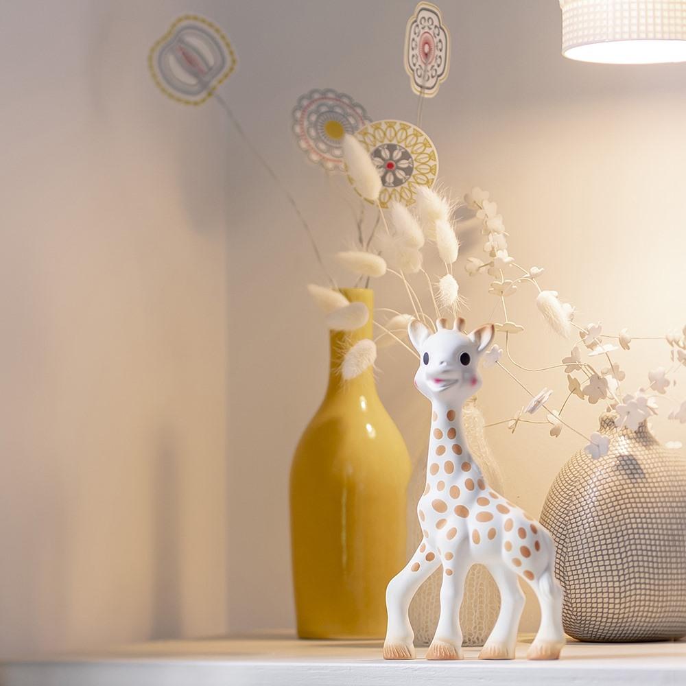 L'interview de Sophie la girafe