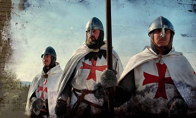Chevaliers de l'Ordre des Templiers