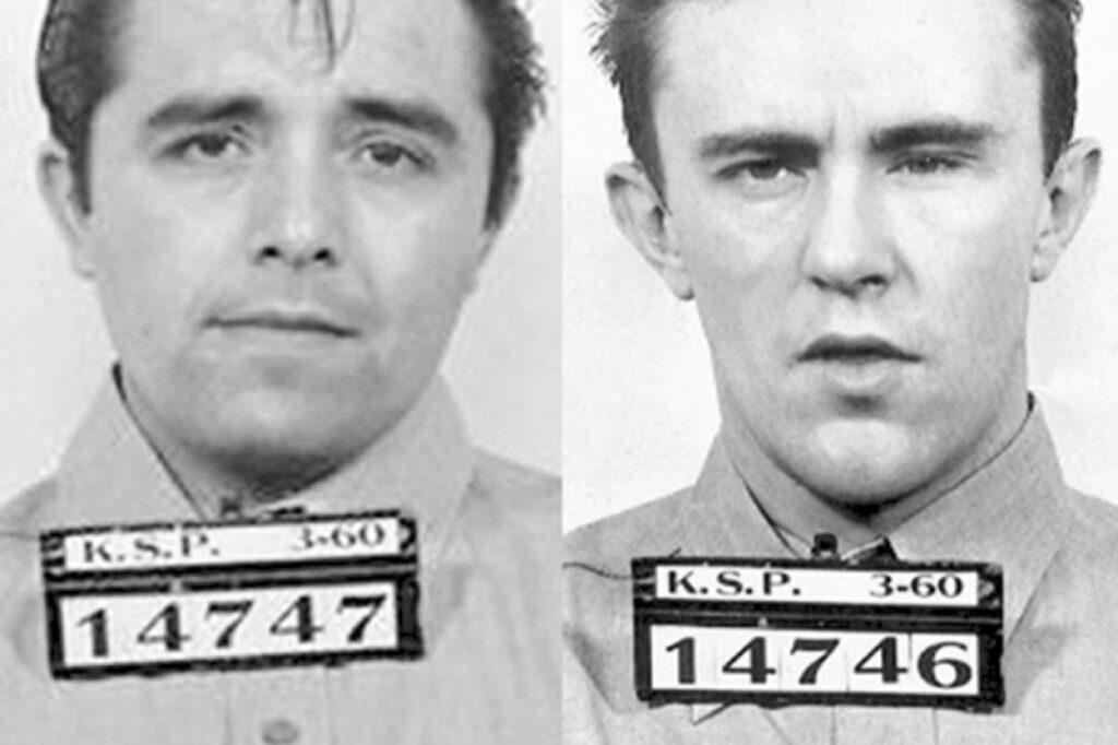 Art du crime : ,Richard George Hickock et Perry Smith
