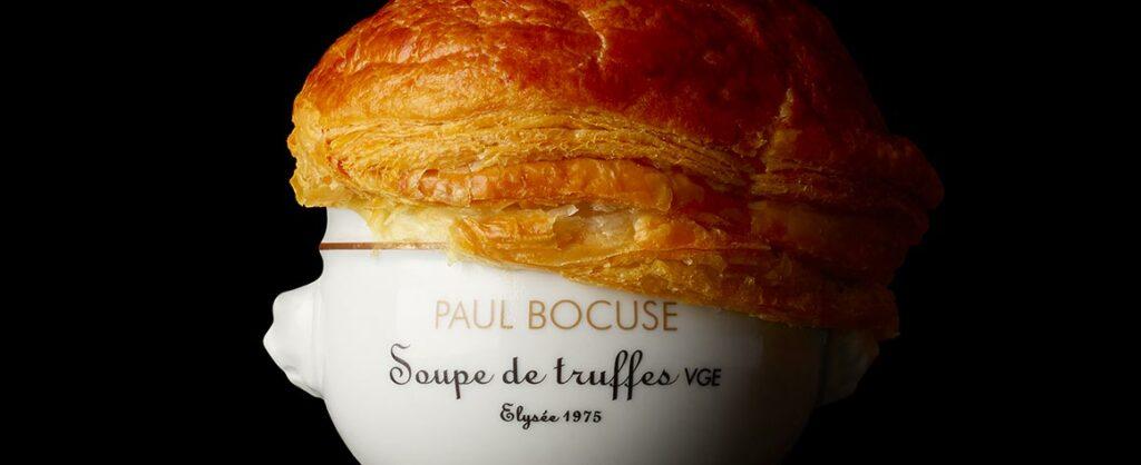 Soupe de truffes V.G.E. de Paul Bocuse