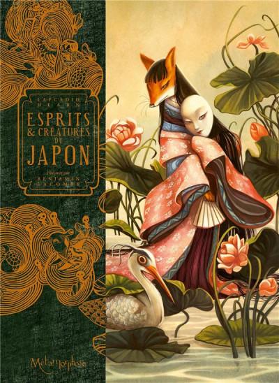 Couverture du livre Esprits et créatures du Japon