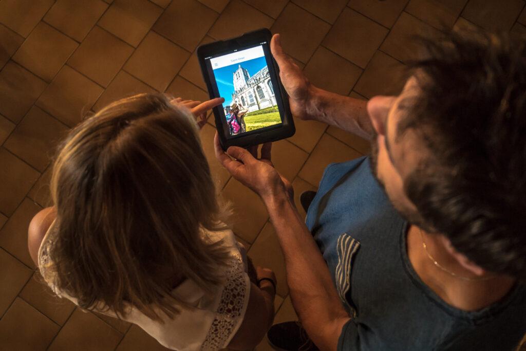 De nombreux outils digitaux pour découvrir la ville de Saint-Omer