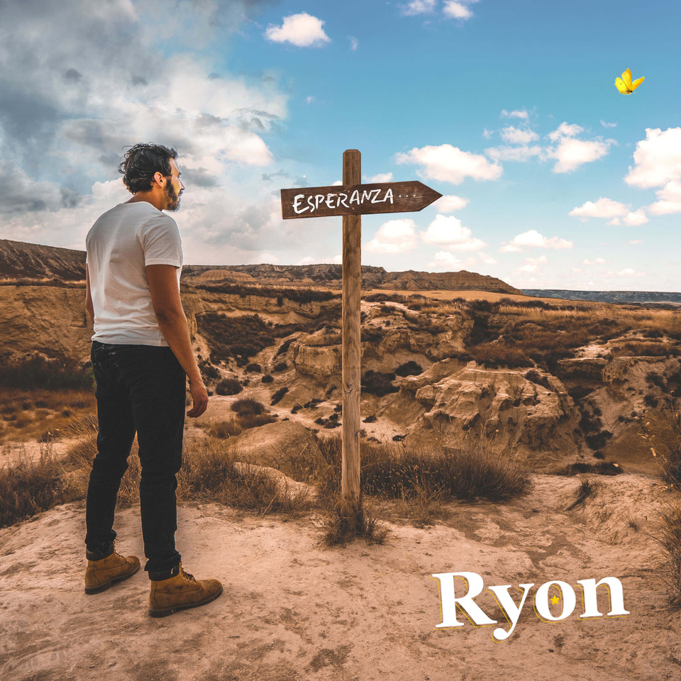 Pochette de l'album Esperanza de Ryon