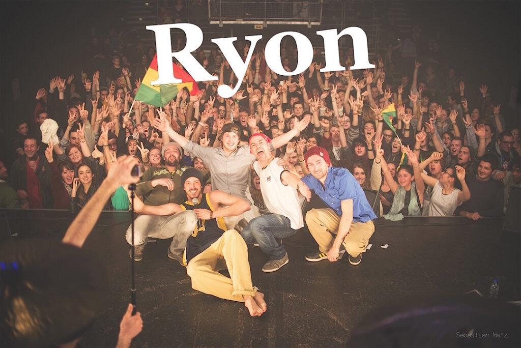 Ryon en concert