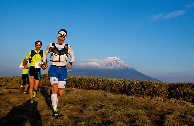 Le Trail, sport avec des hauts et des bas