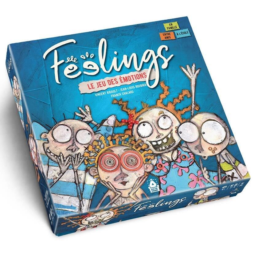 Ancienne boîte de jeu Feelings