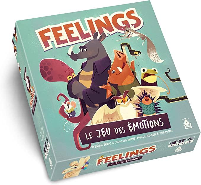 Boîte de jeu Feelings
