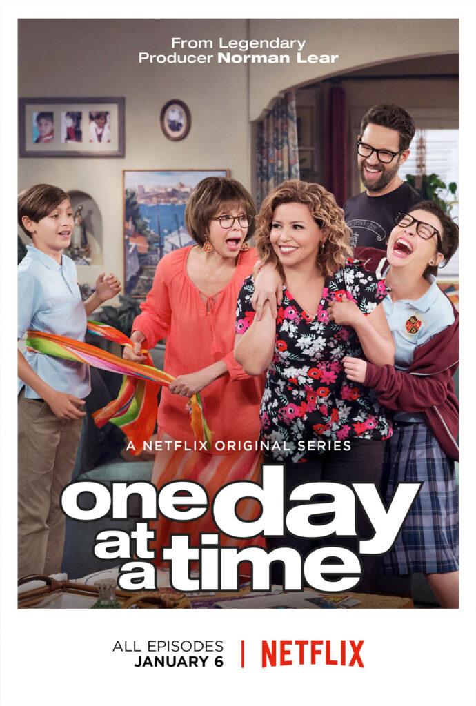 La série « Au fil des jours » produite par Netflix