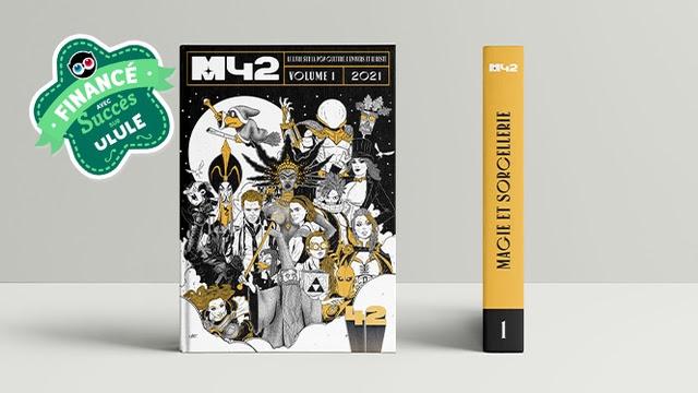 M42 : Magie et Sorcellerie, le grimoire moderne