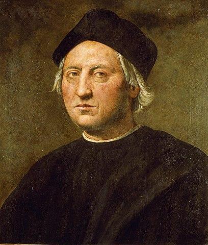 Portrait de Christophe Colomb