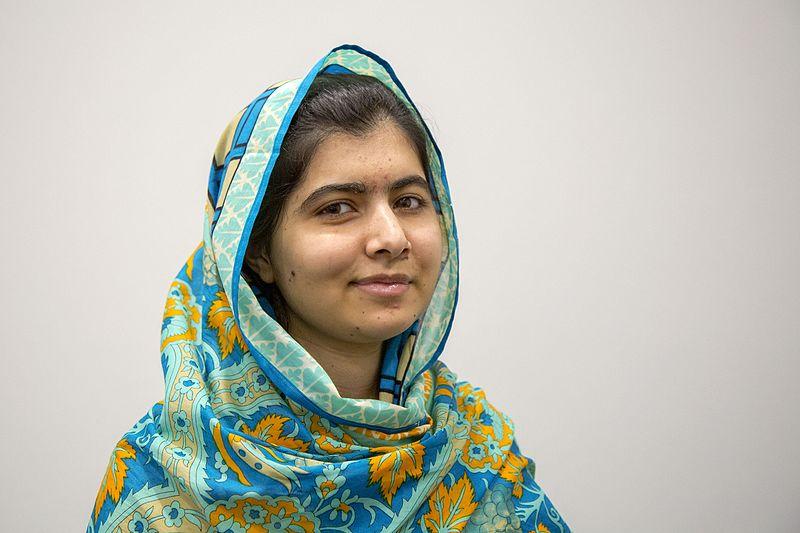 Malala Yousafzai, messagère de l'éducation pour tous